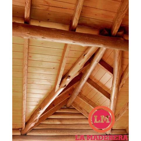 Vigas de madera para techos best excellent fotos de - Vigas madera techo ...